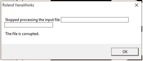 Versaworks File Error | Signs101 com: Largest Forum for