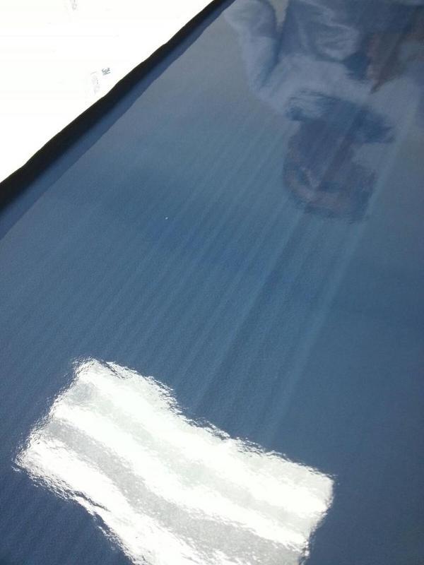 Problems printing w/ HP-360 - Banding | Signs101 com